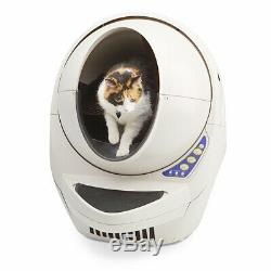 Automatic Cat Toilet Fully Enclosed Large Smart Imported Cat Litter Tray