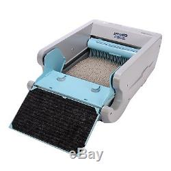 Automatic Self Cleaning Litter Box Cat Pet Kitty Pan Scoop Selfcleaning Paw New