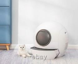 Automatic Self Cleaning Smart Cat Litter Box