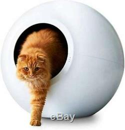 Cat toilet Fully automatic Reliable, clean and stress-free during travel