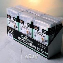 CatGenie 120 Self-Cleaning Litter Box Sani Solution 6 Pack Refill