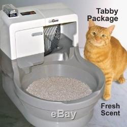 CatGenie 120 Self Cleaning Litter Box With Dome