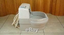 CatGenie Tuxedo Plumbed Self Flushing Cat litter Tray Toilet with extras Boxed