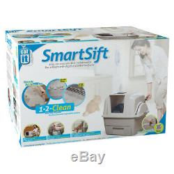 Catit Smart Pen Self Cleaning Litter Tray, New