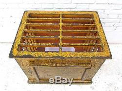 China Chest Orange Transport Box for Cats, Dog and Pets Petite Gitte