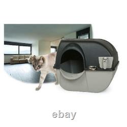 Large Self-Cleaning Litter Box Self-Cleaning Easy To Use