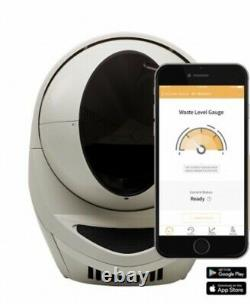 Litter-Robot 3 Connect Automatic Self-Cleaning Litter Box