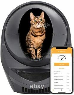 Litter-Robot 3 Connect Essentials Bundle WiFi Enabled Automatic Self-Cleaning