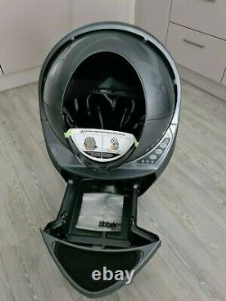 Litter-Robot 3 Connect Self Cleaning Wi-Fi-Enabled Litter Tray