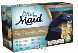 LitterMaid Multi-Cat Self-Cleaning Litter Box VERSION 3.2 FREE SHIPPING