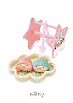 Little Twin Stars dream of starry sky bakery 8 pcs Candy Toys Re-ment
