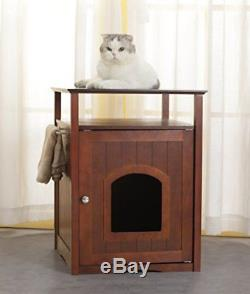 Merry Products Nightstand Pet House/Cat Litter Box Cover