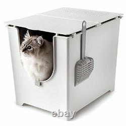 Modkat Flip Litter Box Kit Includes Scoop and Reusable Tarp Liner fromJAPAN