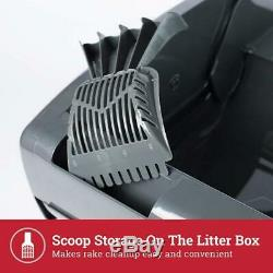 Nature's Miracle Multi-Cat Self-Cleaning Litter Box