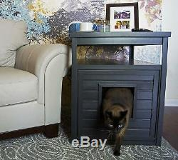 New Age Pet Ecoflex Litter Loo, Litter Box Cover/End Table
