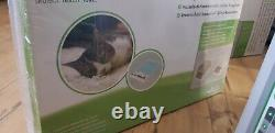 New! PetSafe PAL19-14656 Self-Cleaning Cat Litter Box + 12 replacement boxes