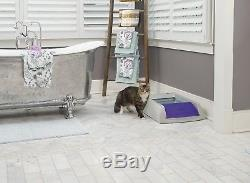 PetSafe ScoopFree Self-Cleaning Cat Litter Box, Automatic with Disposable Tray