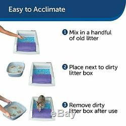 PetSafe ScoopFree Ultra Automatic Self Cleaning Hooded Cat Litter Box Includ