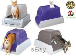 PetSafe ScoopFree Ultra Automatic Self Cleaning Hooded for Cats- New Generation