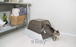 PetSafe ScoopFree Ultra Self-Cleaning Litter Box For Weeks Disposable Tray Fresh
