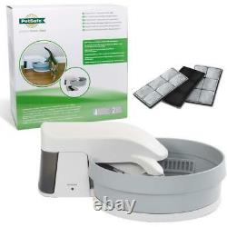 PetSafe Simply Clean Cat Litter Box Self-Cleaning Automatic Reduces Odour