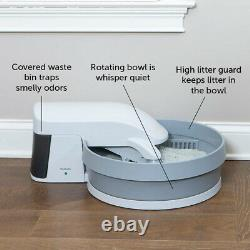 PetSafe Simply Clean Self-Cleaning Automatic Cat Litter Box PAL19-16956