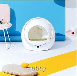 Petree Automatic Self-Cleaning Cat Toilet Litter Robot