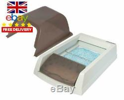 Petsafe Scoopfree Ultra Self-Cleaning Litter Box For Cats, Hygienic, Odour Free