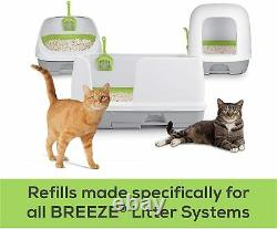 Purina Tidy Cats Breeze Litter System Refills (4) 7 lb. Pouches
