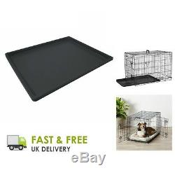 Replacement Tray For Dog Cage Crate Options Bottom Tray Large Replace Metal Cage