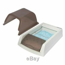 Scoop Free Cat Litter Box Self Cleaning Quality Best Removable Hood Hygienic