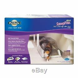 ScoopFree Ultra Self-Cleaning Litter Box, Taupe