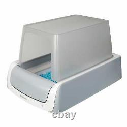 ScoopFree by PetSafe Covered Self-Cleaning Second Generation Cat Litter Box