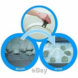 Self Cleaning Cat Litter Box Large Roll Away Pets Sifting Innovative System New
