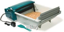 Smart Automatic Scoop Pet Cat Litter Box Self Cleaning Hassle Free with Waste Tray