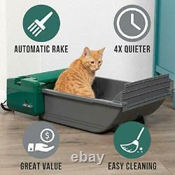 Smart Scoop Automatic Litter Box Self Cleaning Litter Smart Scoop Litter Box