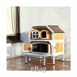 Trixie Pet Products 30.5 x 22.75 x 35.25 in. Cat Home