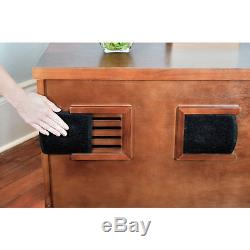 Wooden Furniture Discreet Litter Box, Drawer Storage, Includes Litter Catch! NEW